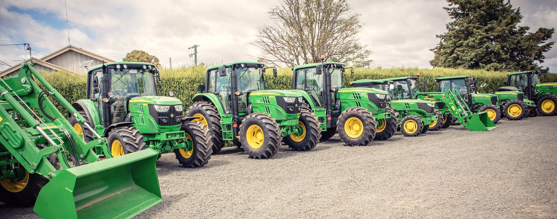 Midland Tractors – New & Used Tractors & Farm Equipment