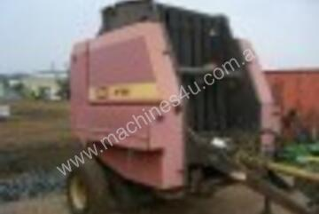 Vicon   RP1281 Round Balers