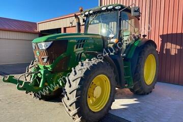 2014 John Deere 6150R Row Crop Tractors