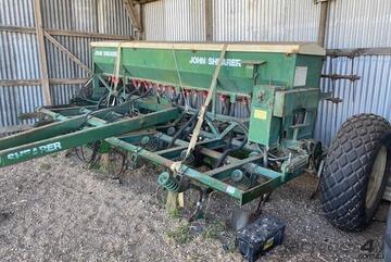 John Shearer John Shearer Air Drills