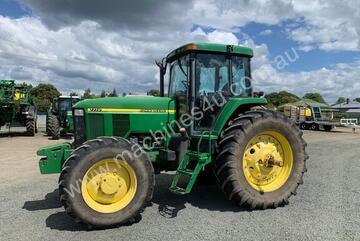 1998 John Deere 7710 Row Crop Tractors
