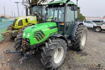 Deutz Agroplus 87 Utility Tractors