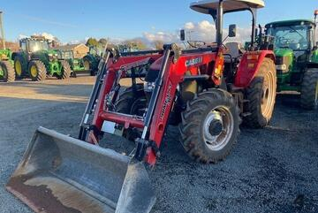 2020 Case 90JXM Utility Tractors