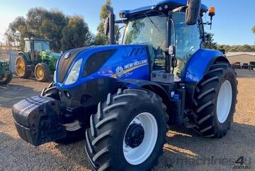 New Holland T7.210 Utility Tractors