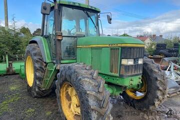 1997 John Deere 6800 Utility Tractors