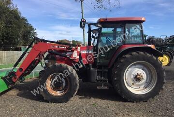 2005 Case Case MXM130 Utility Tractors