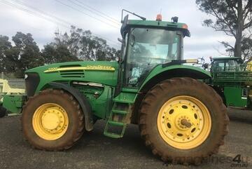 2004 John Deere 7720 Row Crop Tractors