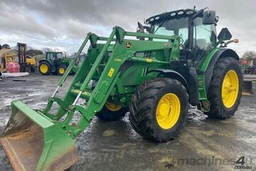2012 John Deere 6170R Row Crop Tractors