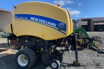 2014 New Holland RB150 Cropcutter Round Balers