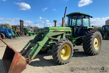 1985 John Deere 4050 Compact Ut Tractors