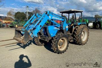 Landini   7860 Utility Tractors