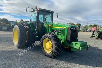 2000 John Deere 8110 Row Crop Tractors